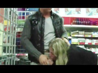 Amateurs in Grocery Store