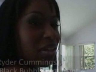 Big Ass All Stars 1 Ryder Cummings Black Buble Butt Hunt