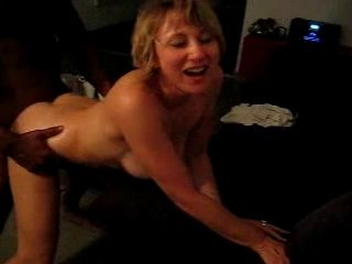 Blond slutwife