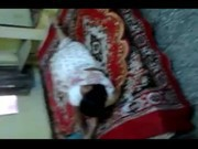 Paddu Aunty Exposing Removes Her Saree Exposing Her Private Parts