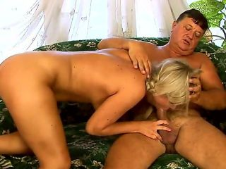 This is the happiest day in this old mans life with gorgeous blonde babe Sunny Diamond