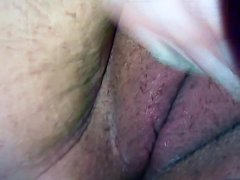 Upclose Orgasm Contraction for Oferiko1001