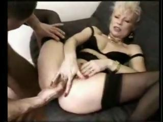 Les mamies anales double penetration