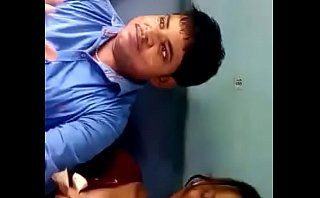 Indian boy Karan forced by Hijra Gay Shemale in Train - Boobs Real Video