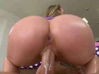 Hardcore action as this beautiful blonde babe with a huge ass gets fucked.. Staring Madison Chandler. She looks hot an Horny as we watch her suck on a