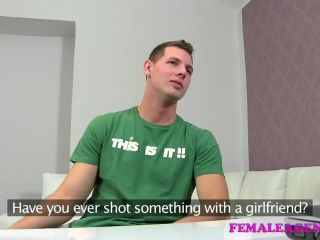 FemaleAgent: Stud in endurance fail