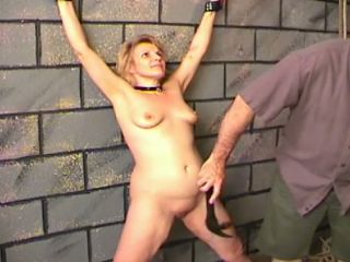 Amazing punishments for delicious sex-slave Candy