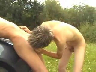 Outdoors Homosexual