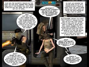 3D Comic: Dominion. Episode 10