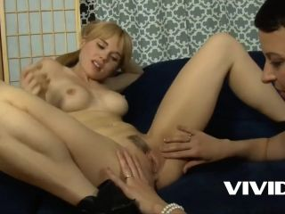 VIVID.COM - A MILF and her Stepdaughter are hungry for pussy