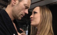 Rocco Siffredi takes two