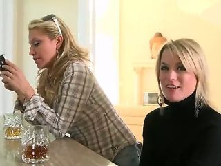 Hardcore banging of the beautiful blond MILF with an amazing body who is so grateful to have a young and a big cock to bang her so hard that she is lo