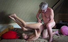 Rebel got fucked by stepdaddy