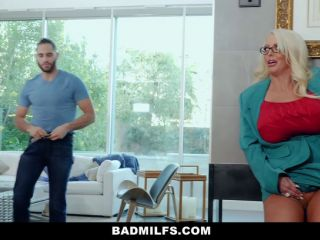 BadMILFS - Sharing A Cock With Busty St