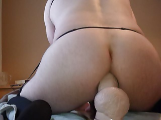 fucking my ass hard and fast