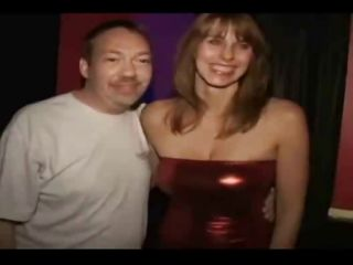Willing MILF Serves All The Boys In Porn Cinema