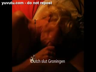 Blonde Wife Nora Blowjob