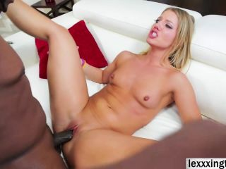 Hot Babe Assfuck With A Big Black Cock