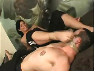 Bubble Butt Babe Femdom and Farts