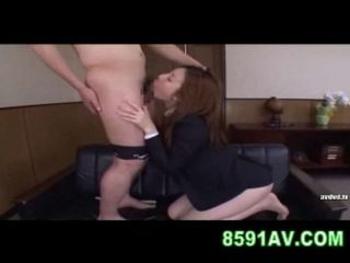 Mosaic; yuma asami cosplay OL suit fucked with amateur