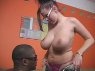 Gianna Michaels vs. Justin Slayer