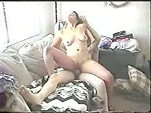 Oozing pussy filled fully