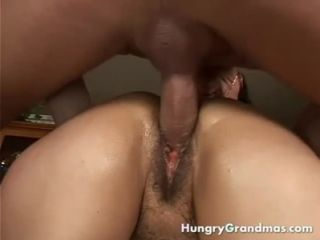 Blondie moans the rough bonking