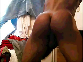 Muscular black with big cock bbc