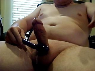 edging with vibrator