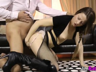 Amateur drilled by old