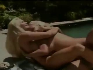 poolside pussy