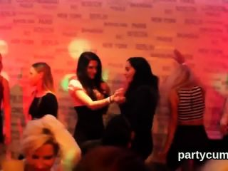 Wicked teenies get completely crazy and undressed at hardcore party
