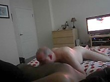 Foot Job [and Blow Job] for Boy-Friend Tuber.