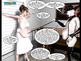 3D Comic: The Chaperone. Episode 52