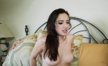 FamilyStrokes- Tricking Step-Sis Into A Brotherly Threesome