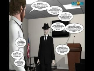 3D Comic: Uninhibited. Episode 20