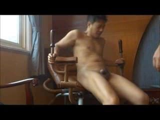 Pinoy Gay Porn Chair fuck