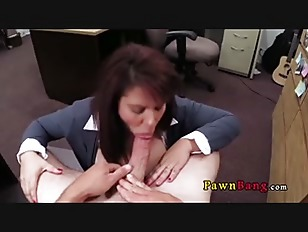Horny Cunt Pick-Up And Fuck In Store