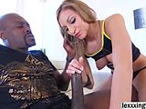 Latina Sophia Leone pussy plowed in every position