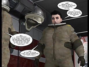 3D Comic: Rebellion. Episode 2