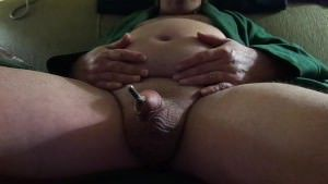 my penis insertion
