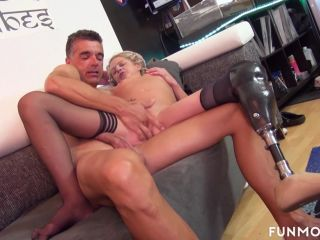 Amputee German Amateur Milf
